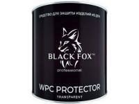 Масло Black Fox Protector для террасной доски ДПК (2.5 л прозрачный)
