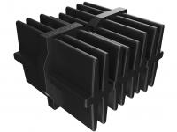 Соединитель для лаг Hilst 60х40 мм